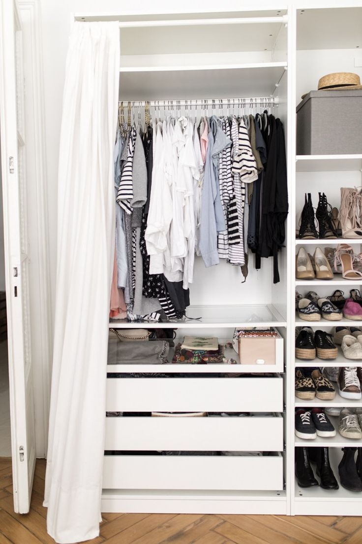 Mein IKEA PAX Kleiderschrank IKEA Kleiderschrank Mein