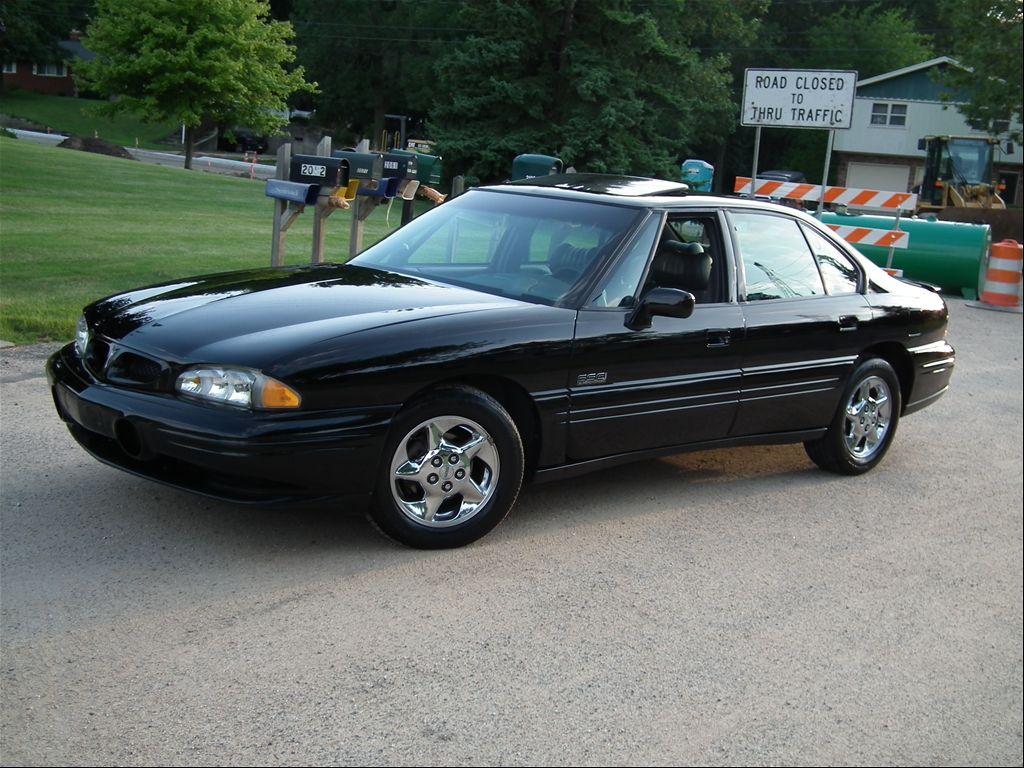 1997 pontiac bonneville 4 dr ssei supercharged sedan pictures 3 8l v6