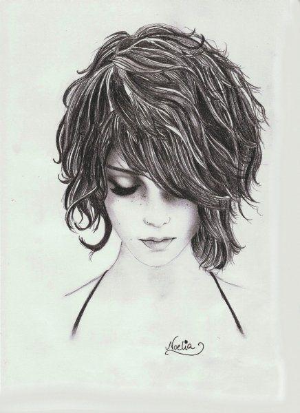 Retrato grafito. - Retratos | Dibujando.net