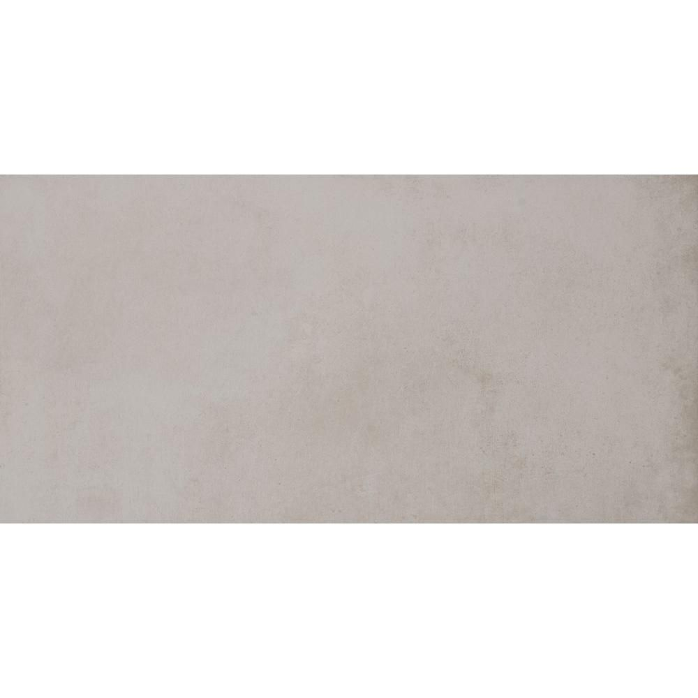 Ms International Cotto Grigio 12 In X 24 Glazed Porcelain Floor And Wall Tile 16 Sq Ft Case