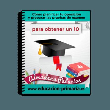 Video explicativo de cómo organizar o planificar el día anterior y el mismo día del examen de la oposición al cuerpo de maestros de educación primaria.