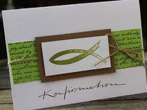 Einladungskarte Zur Kommunion/Konfirmation