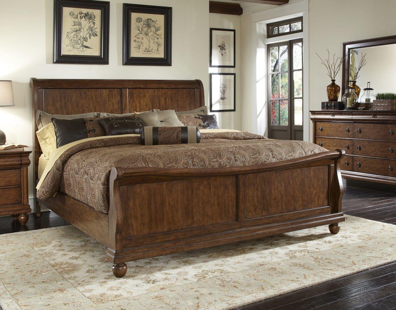 rustic queen bed  fine bedroom furniture rustic king