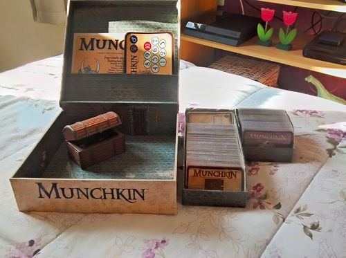 Pin by Sarah Stafford on munchkin game | Board games, Games