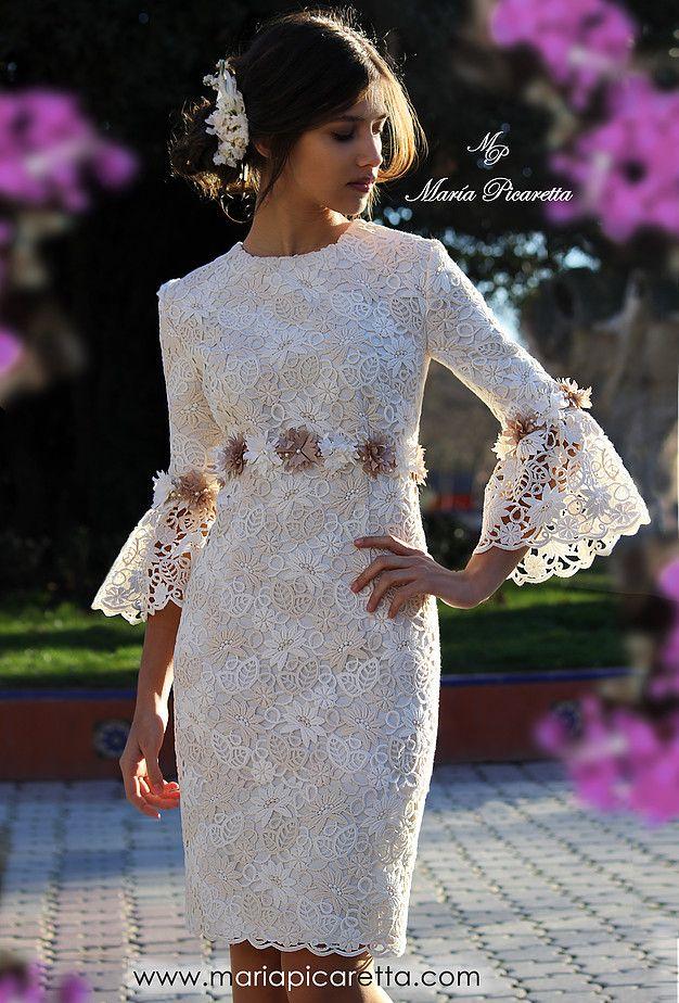 f576bfd4c Vestidos de Fiesta de María Picaretta