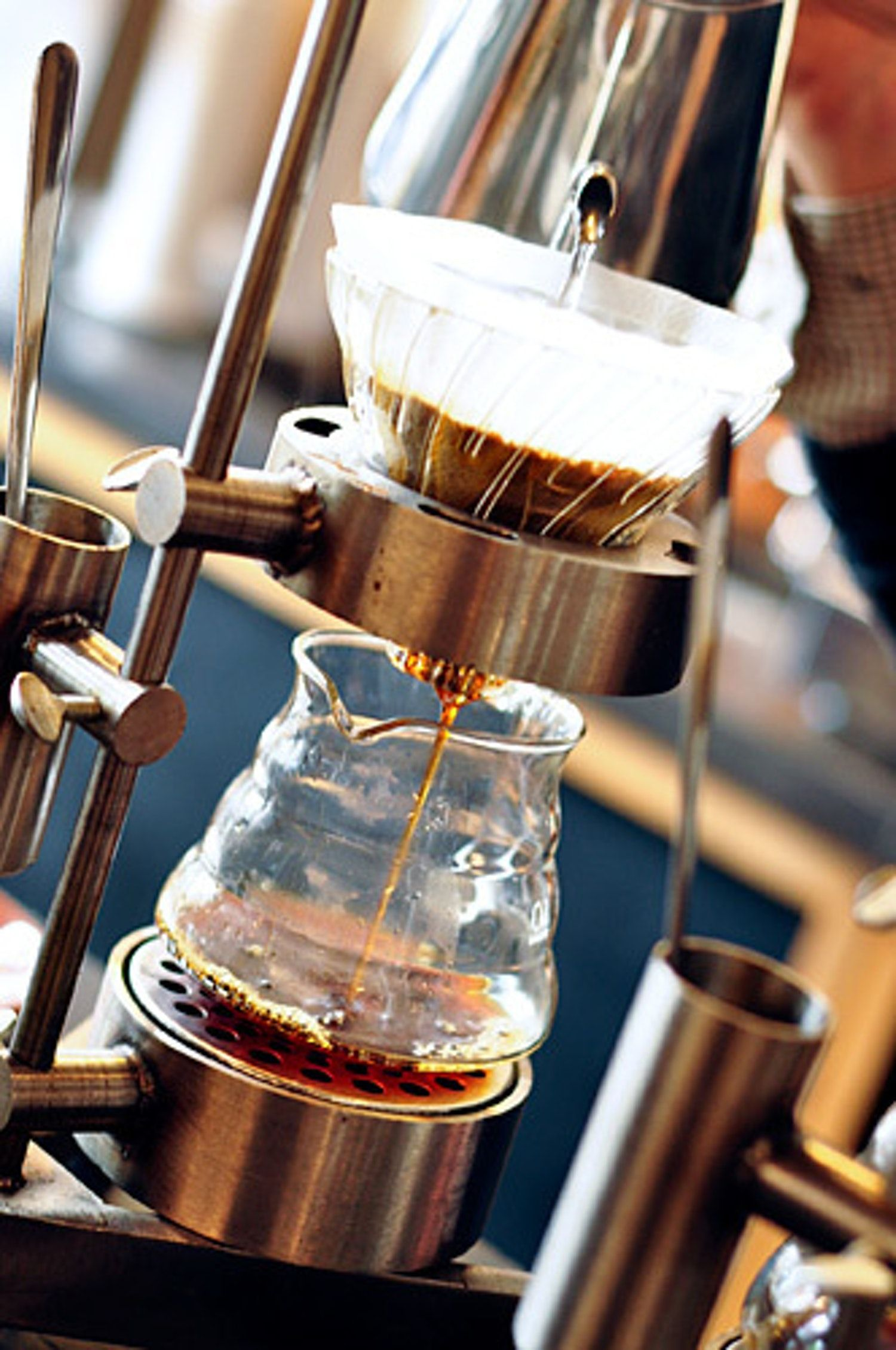 How to brew great coffee the pour over method great