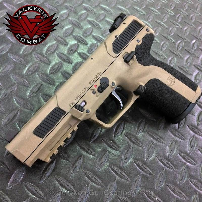 Stippled Fn5 7 Google Search Guns Tactical Fn Five Seven