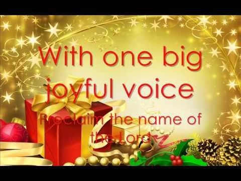 Christmas in our Hearts Jose Mari Chan lyrics ( Manila, Philippines ) | Best christmas songs ...