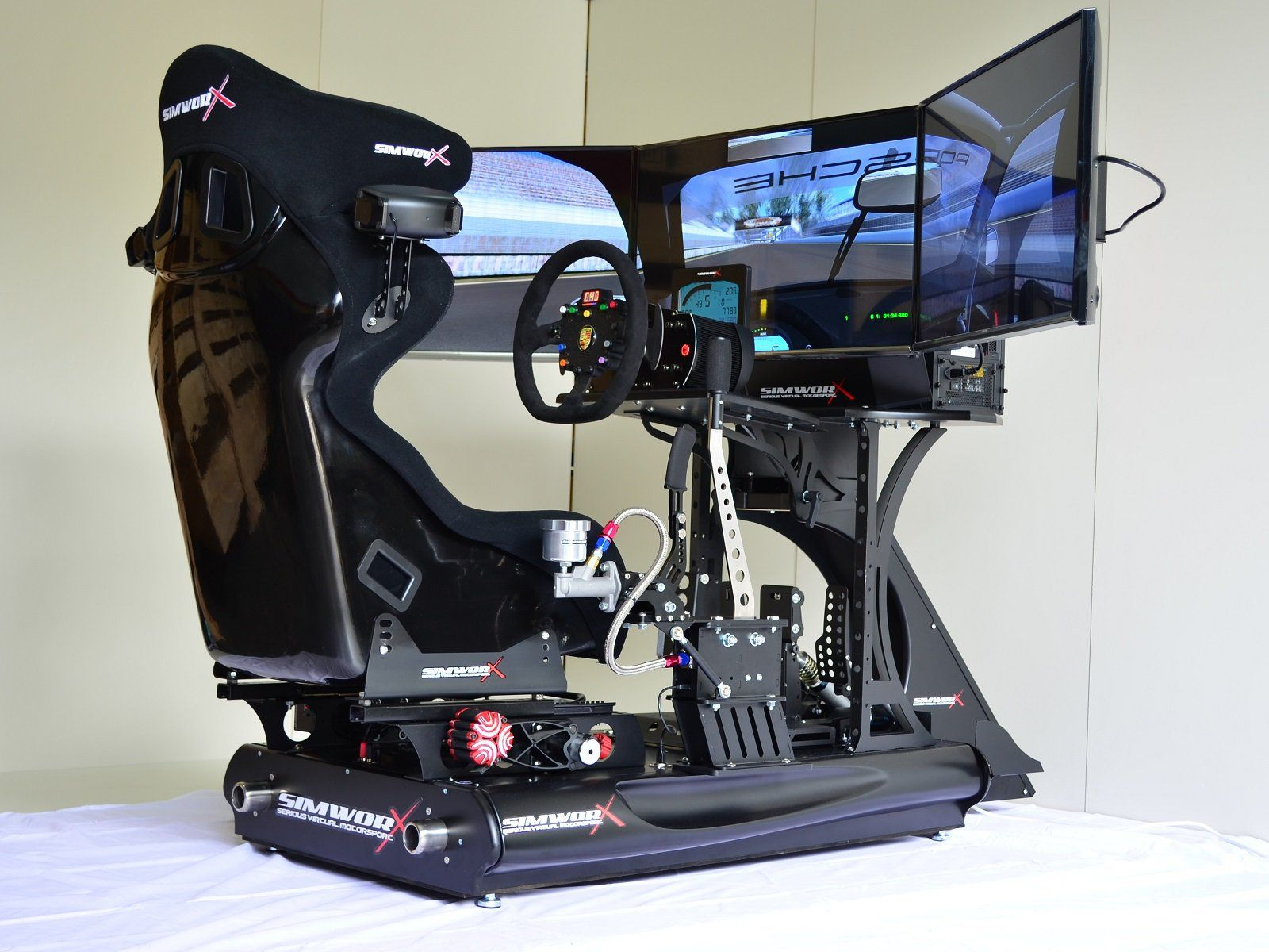 Car Simulator  For What Gaming Systems