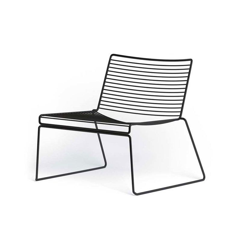 Hay Hee Lounge Chair By Hay With Images Hay Hee Lounge Chair