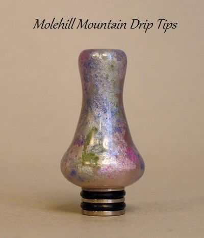 Custom Made Drip Tips