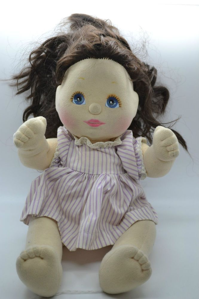 VINTAGE 80s BRUNETTE MY CHILD DOLL | JUST LIKE ME AS A CHILD | Pinterest