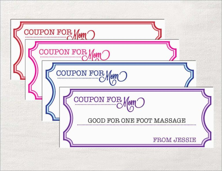 020 Free Coupon Template Word Ideas Exceptional Blank For Love Coupon Template For Word Cumed Org Coupon Template Free Coupon Template Love Coupons