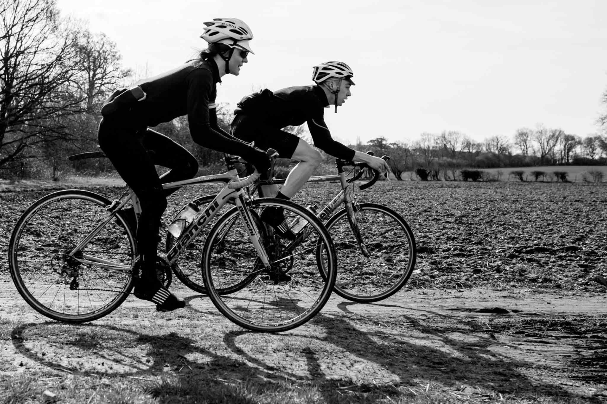 Rapha | Puddles, punctures and the pub