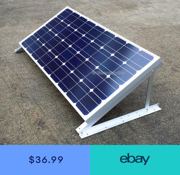 Alternative Solar Energy Home Garden Ebay Solar Panels Solar Solar Panels For Home