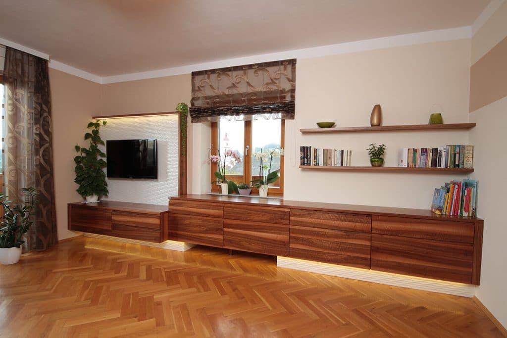 Wohnzimmermobel Tischler Home Design In 2019 House Design