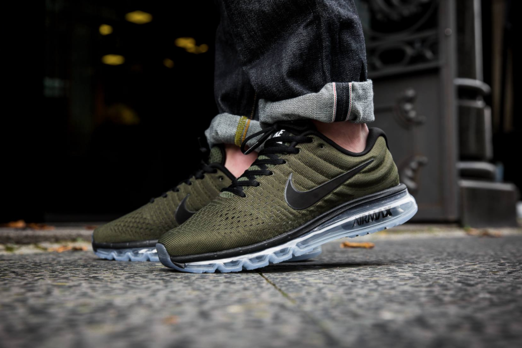 2a72c2d6760b Cargo Khaki Coats The Latest Nike Air Max 2017