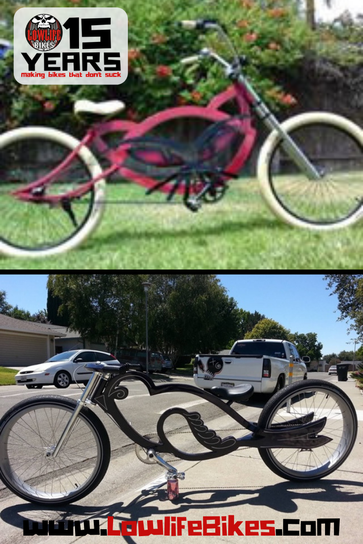 Yep We Can Do Animal Shapes As Bicycles Frames What Would Your Frame Look Like Bicycle Bike Custombicycle Crui Custom Bicycle Bicycle Cruiser Bicycle