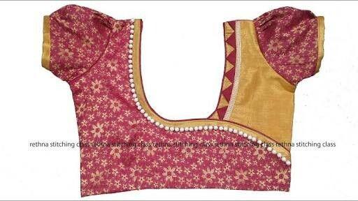 Pin By Lalitha Balu On Pattern Blouse Blouse Designs Blouse Models Blouse Neck Designs