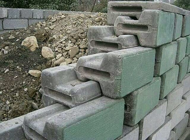 4 056 Likes 11 Comments Civil Engineering Civilengineeringtr On Instagram Retaining Wall Cement Concrete Retaining Walls Precast Concrete Cement Blocks