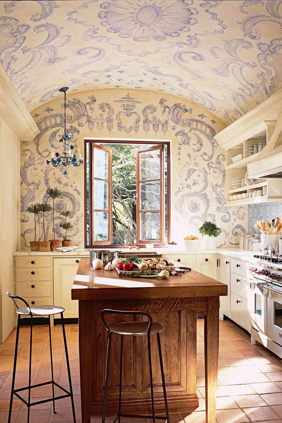 theatrical kitchen frenchcountrydecor beautiful on awesome modern kitchen design ideas recommendations for you id=75984