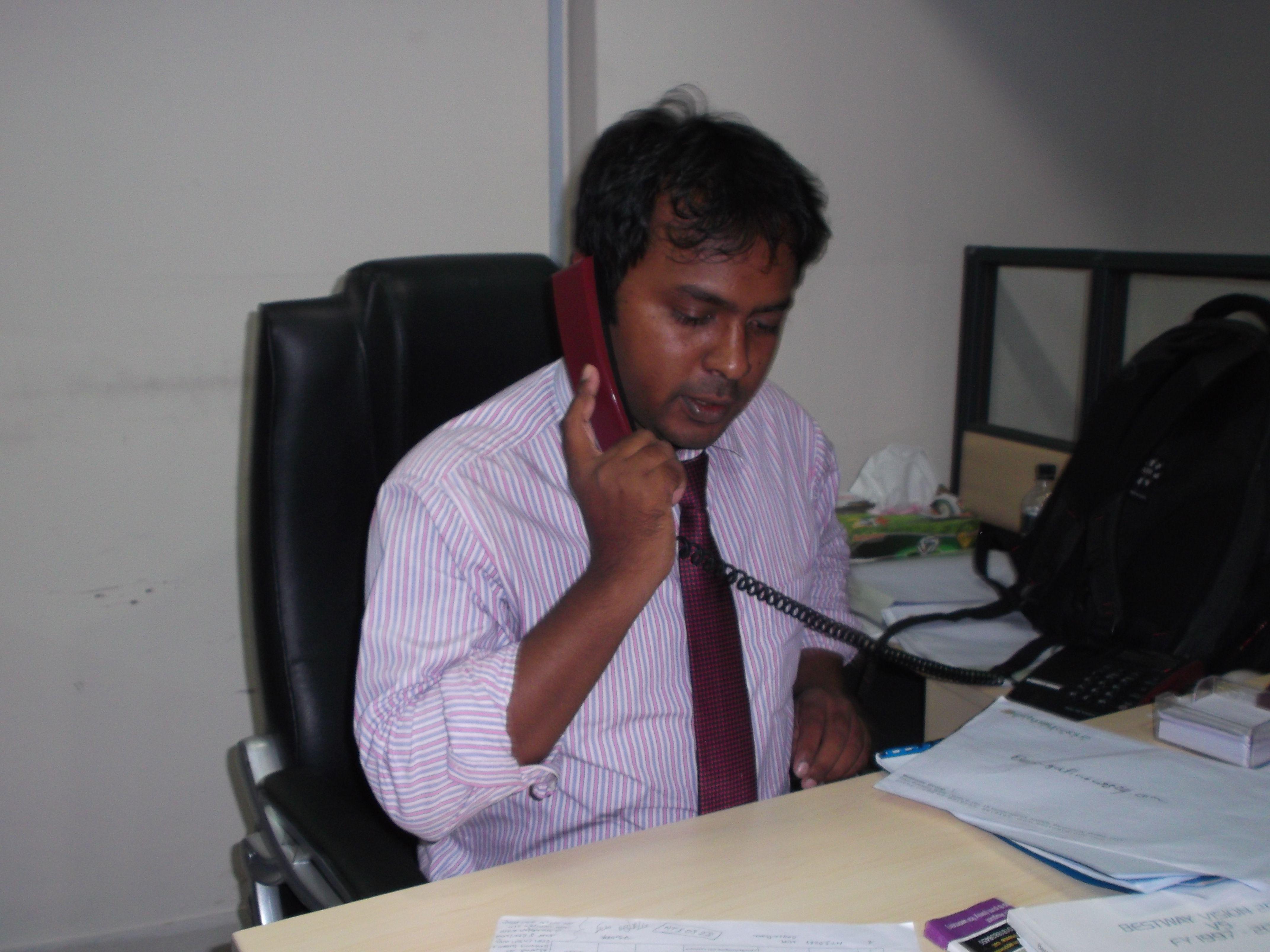 call center, dhaka