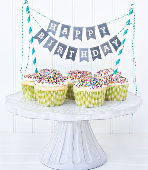 15 Creative Ideas for DIY Birthday Party Decor DIY Birthday