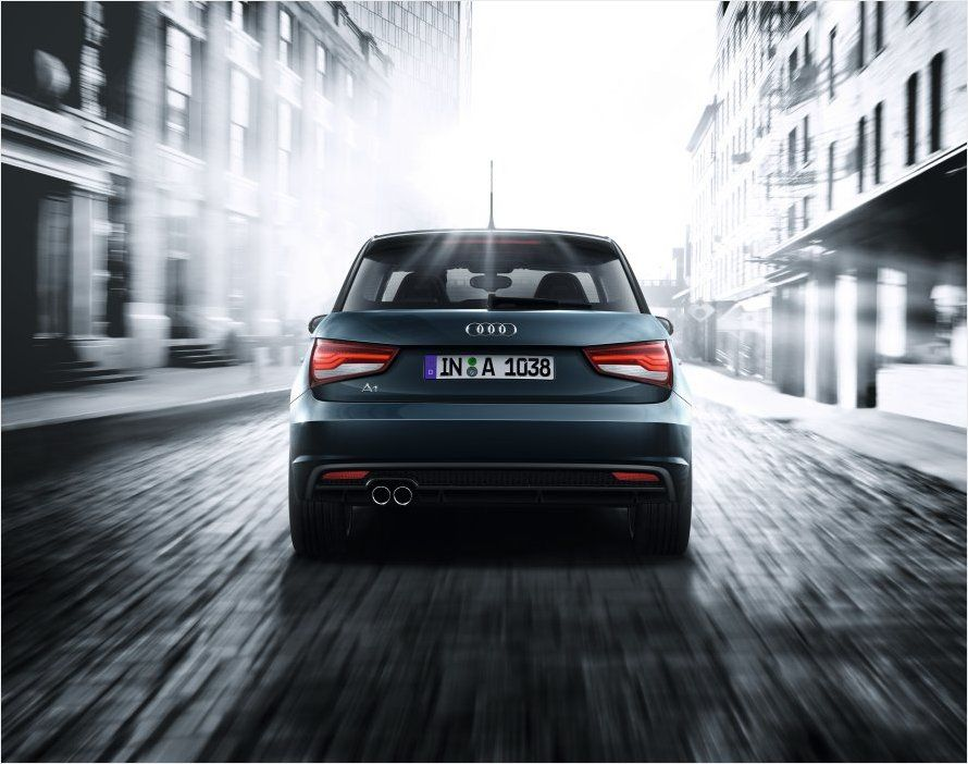 Audi a1 thing 1 autos compacto