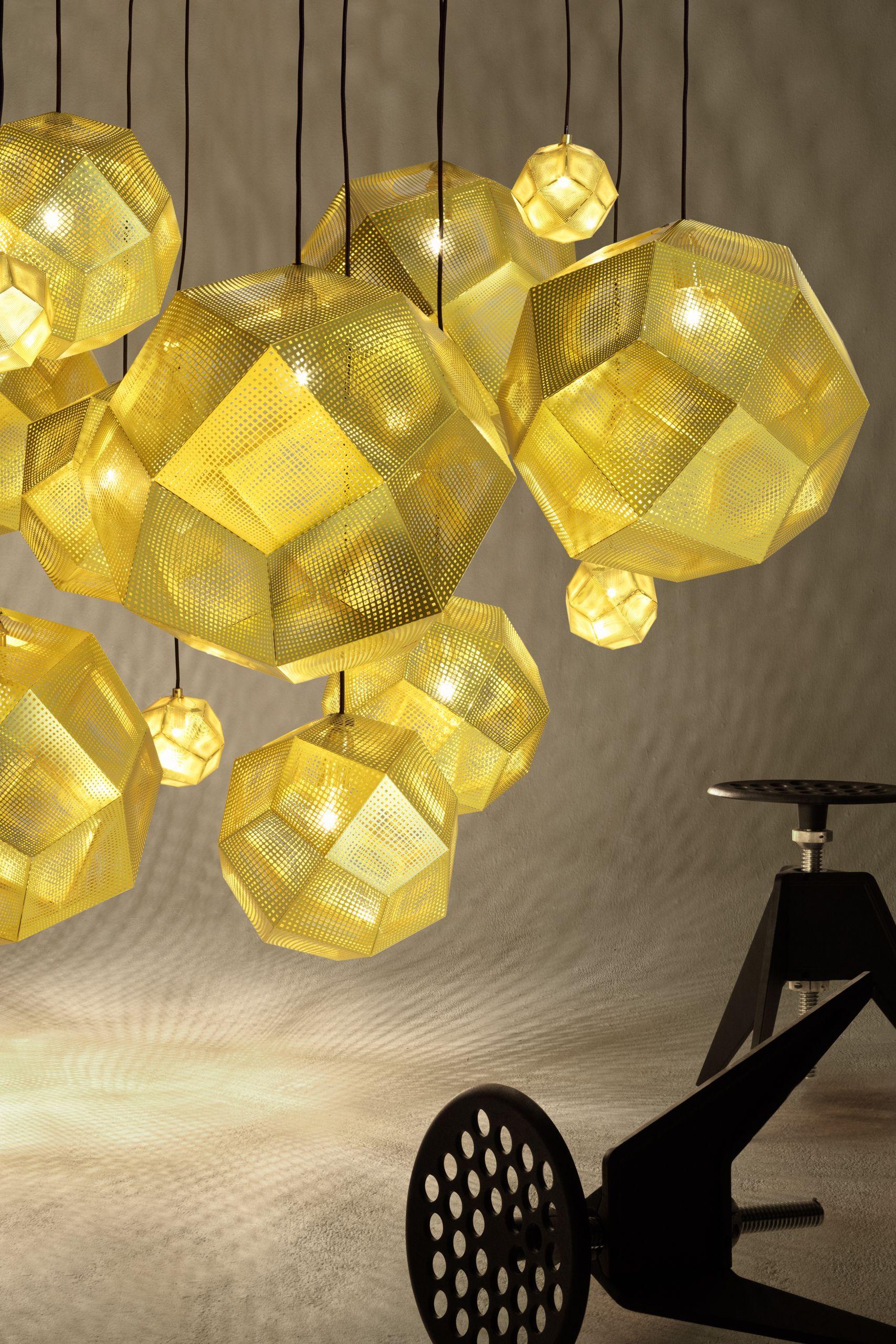 Tom Dixon Etch Hanglamp 32cm Hanglamp Designverlichting En Tom