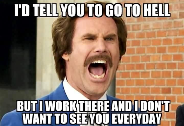 Funny Pictures On Twitter Work Humor Work Memes Workplace Humor