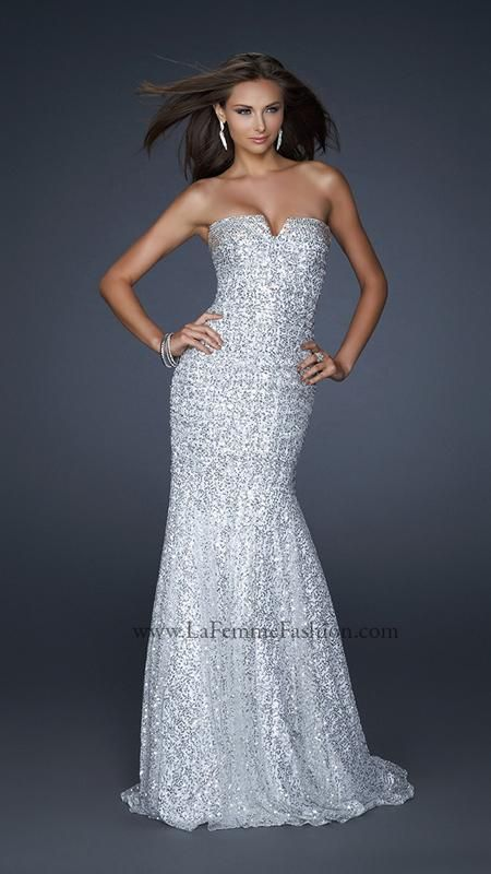 La Femme Prom Dresses - Dancing with the Stars