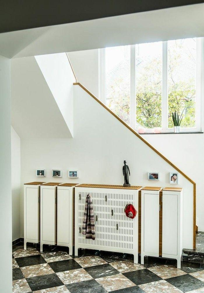 voyez les meilleurs design de cache radiateur en photos radiateur pinterest cache. Black Bedroom Furniture Sets. Home Design Ideas