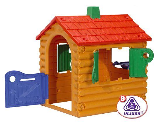 Casitas Injusa Casas Para Ninos Casas De Jardin Infantiles - Casitas-de-plastico-para-jardin
