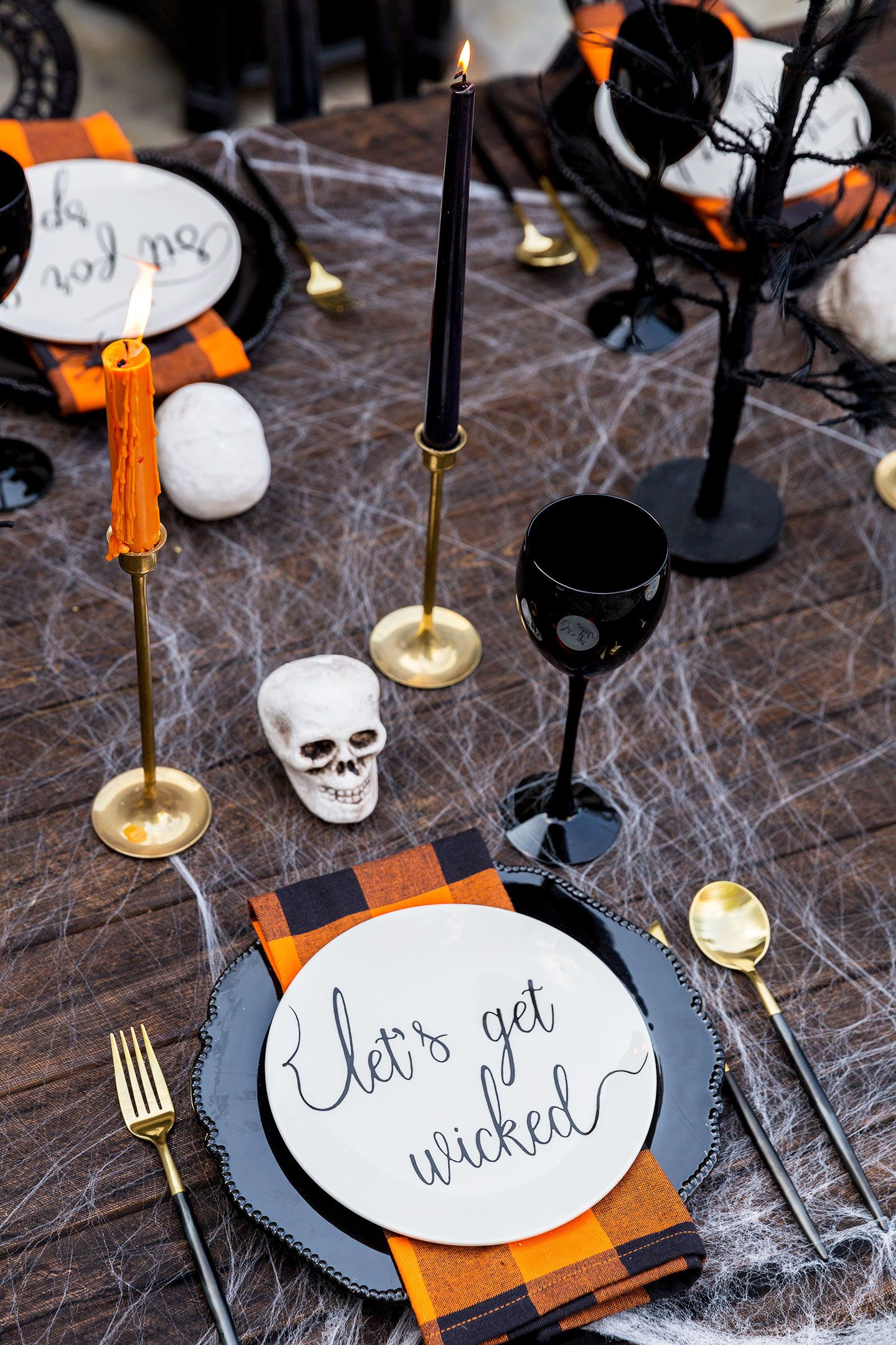 Halloween Dinner Party Menu Ideas Part - 35: Adult Halloween Party Decorations U0026 Halloween Menu Ideas