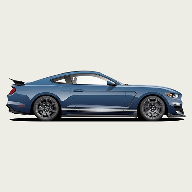 The Noise This Car Makes Ford Mustang Gt350 Gt350r