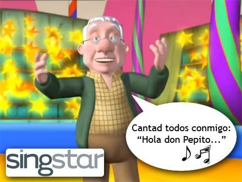 Singstar Miliki Para Playstation Playstation Niños Canciones