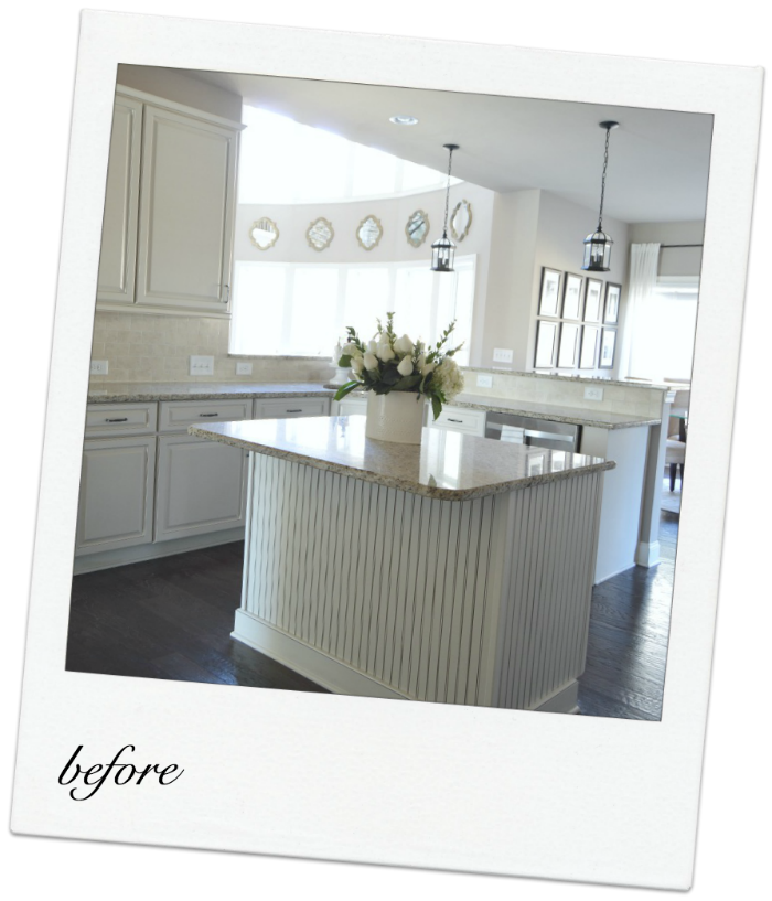 Update and Make a Traditional Cream Kitchen More Modern (on