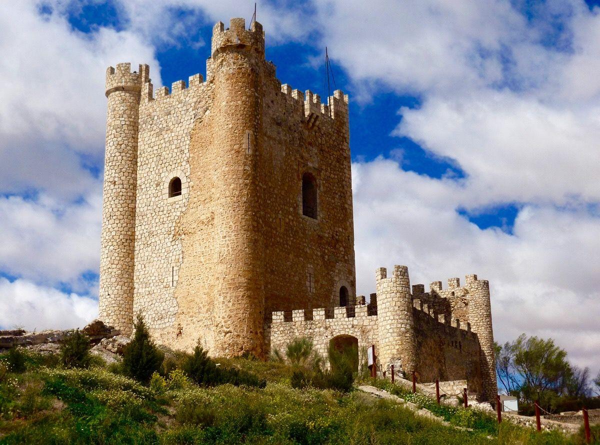 Castillo de Alcalá del Jucar
