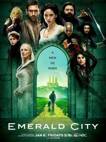Изумрудный город (2016) — Emerald City. Всё о сериале ...