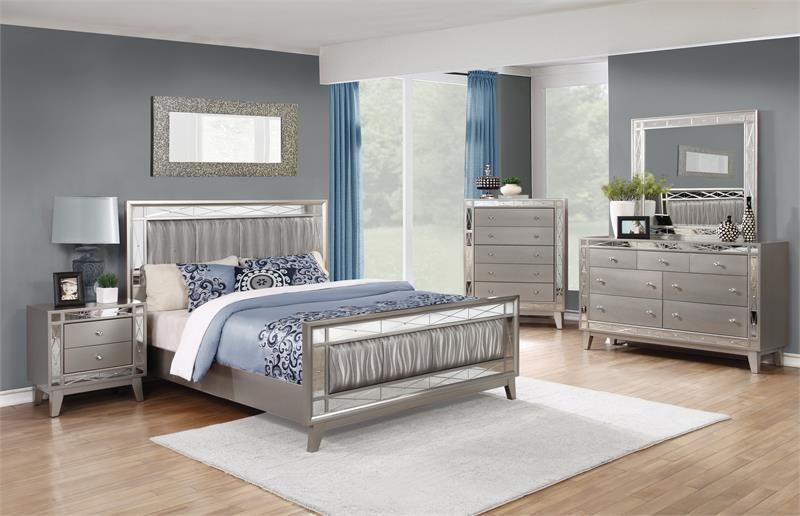 Coaster Leighton 4 Piece Bedroom Set Bedroom Wishlist in 2018