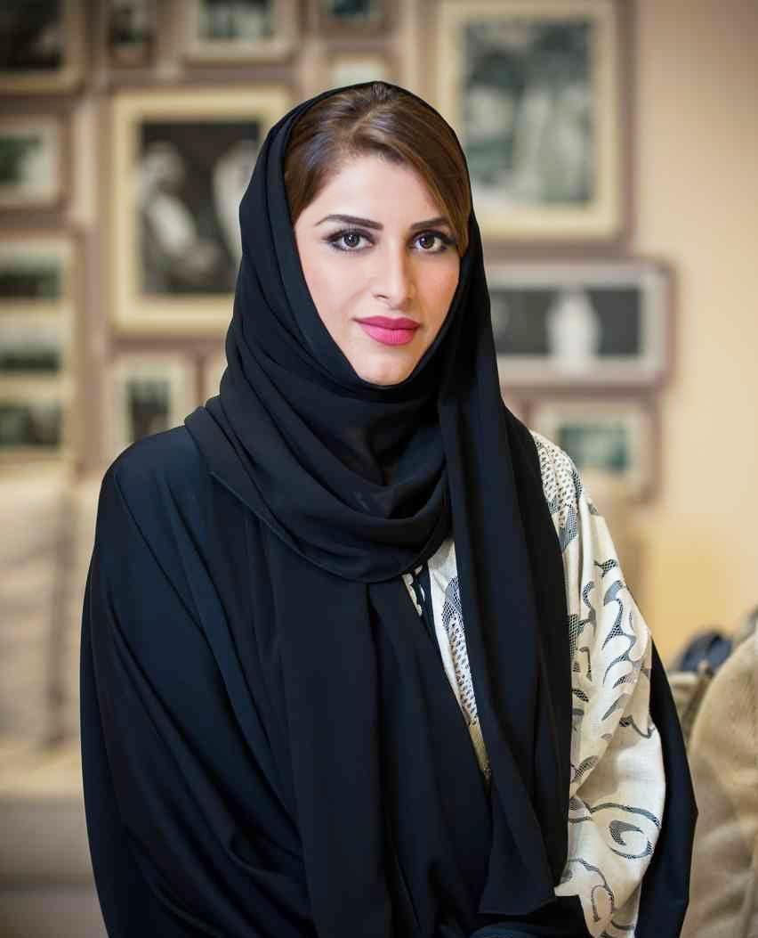 Lamia Abdul Aziz Khan Directeur Du Dubai Ladies Club Ladies Club Lady Dubai