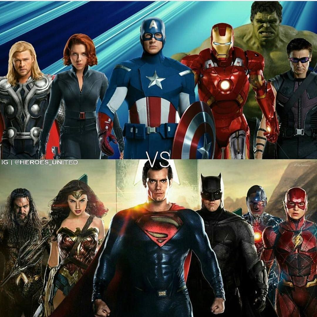 The Avengers Vs The Justice League Who Would Win Comicsandcoffee C Heroes United Superhero Comic Marvel Comic Character Marvel Dc