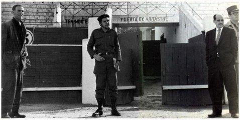 El Che en Madrid
