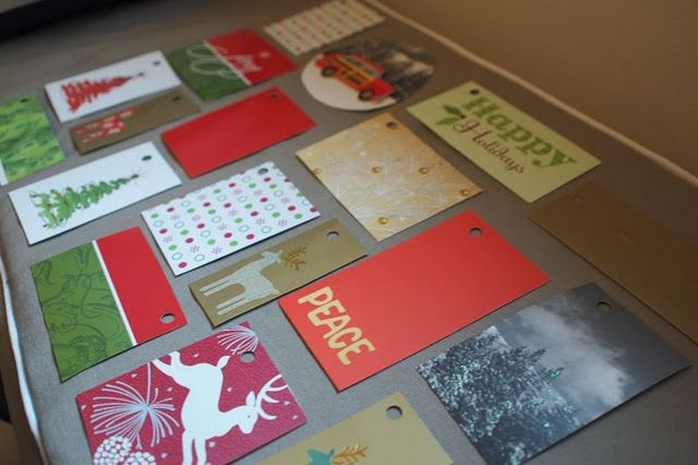 What to do with Old Christmas Cards Cards Pinterest Christmas