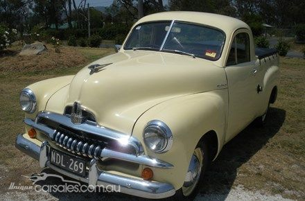 1953 Holden Fj Fj Ute Private Cars For Sale In Nsw