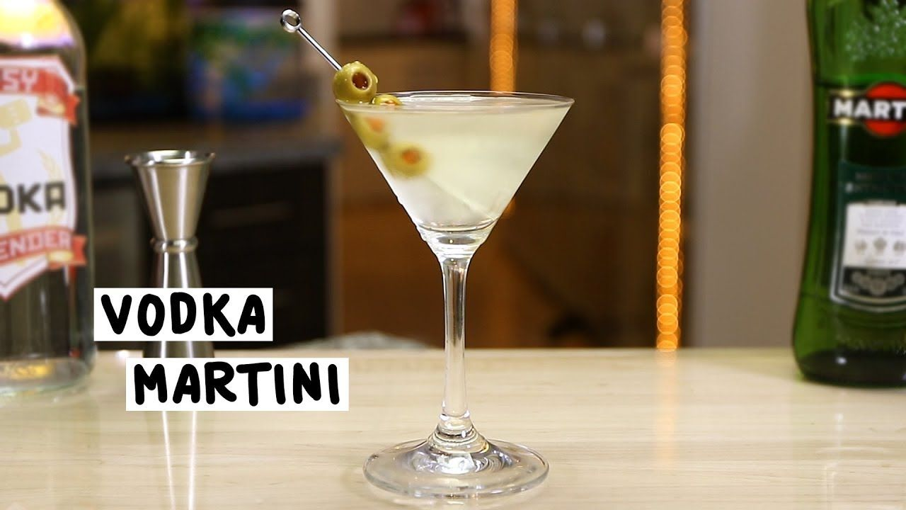 Vodka martini recipe martinis tipsy bartender and bartenders sisterspd