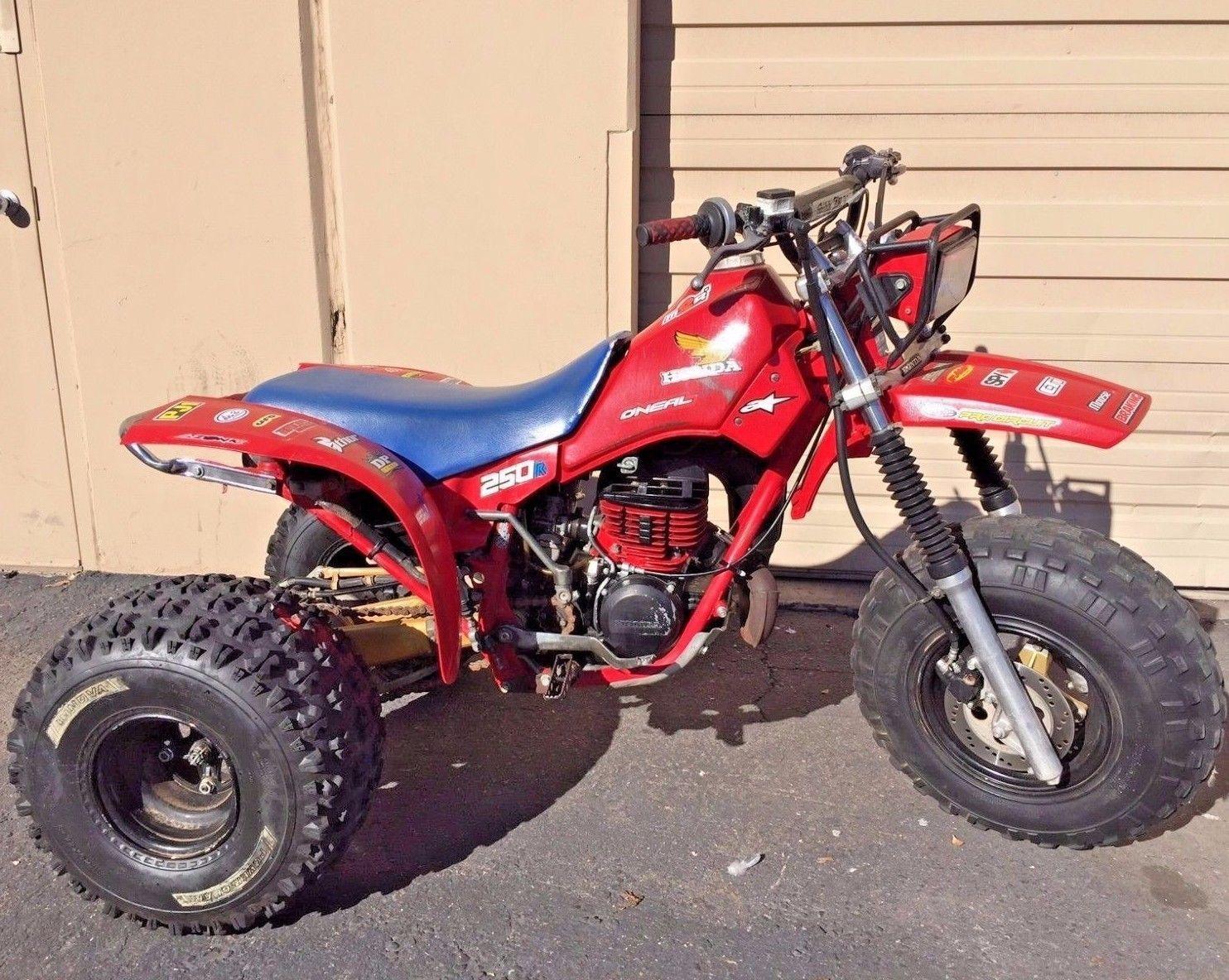 350 Honda 3 Wheeler