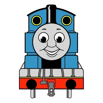 thomas tank engine clip art clipart free clipart silhouette rh pinterest com thomas the train clip art black and white thomas the train clip art black and white