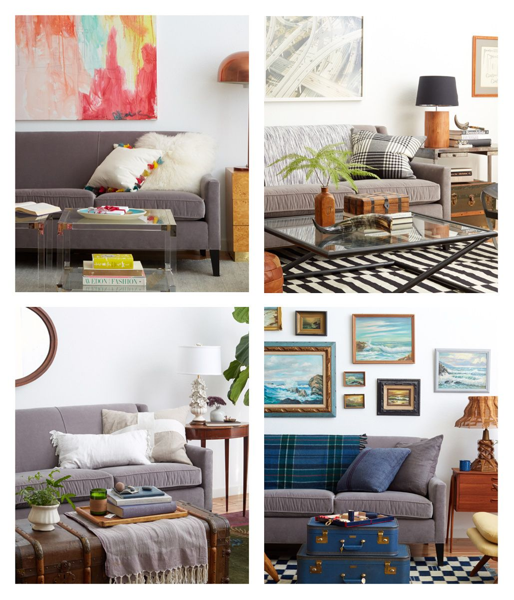 Styled Emily Henderson Sof David Y Comprar Muebles # Muebles Henderson