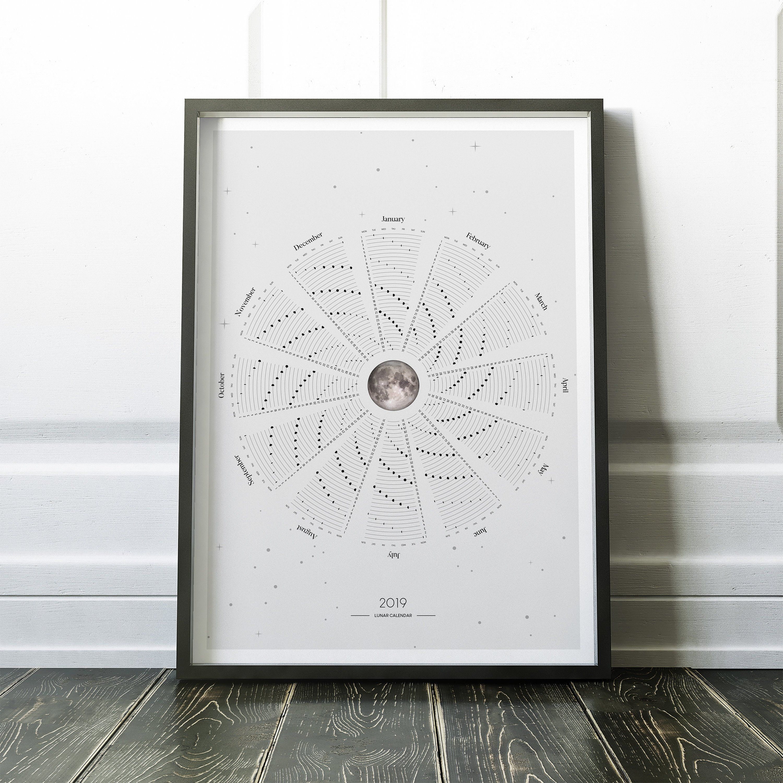 Lunar Calendar Yearly Calendar Of Calendar